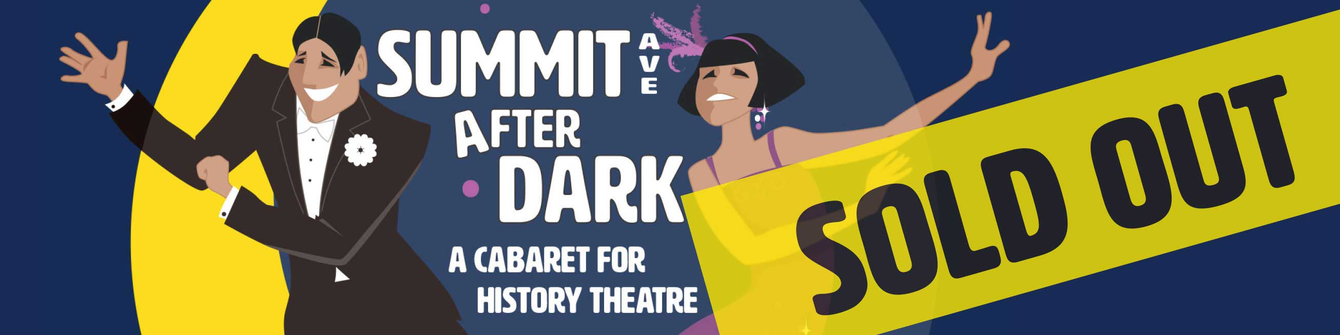 Summit Ave After Dark - SOLD OUT!