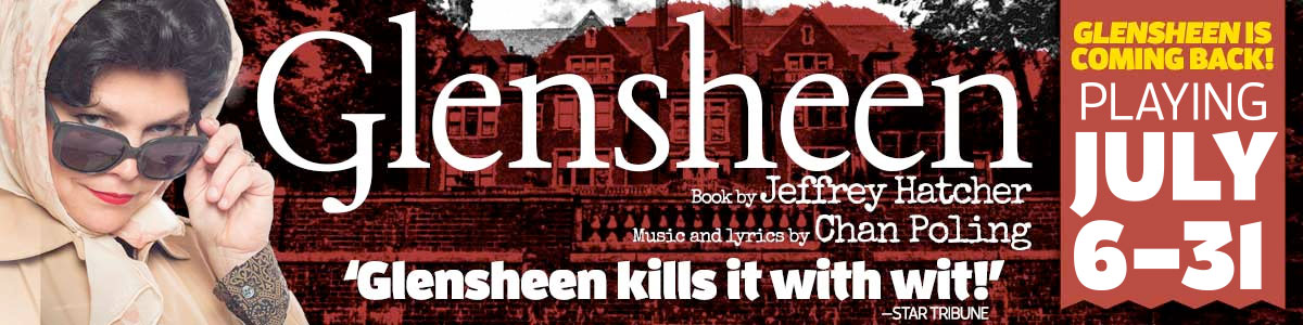 Glensheen is back in July