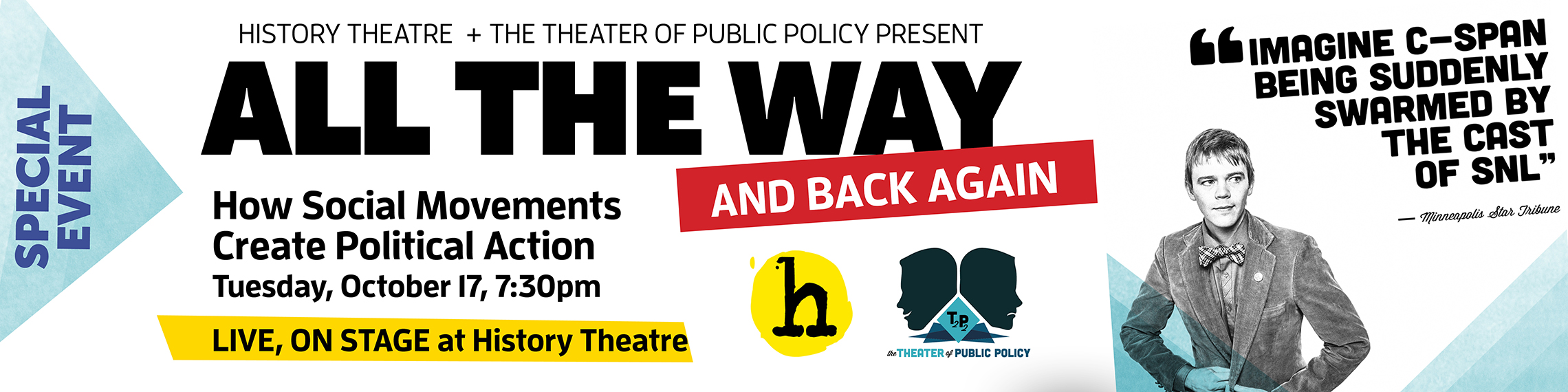 Theater of Public Policy